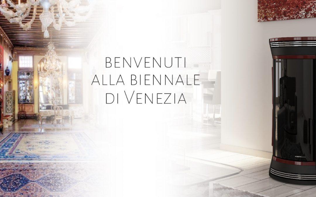 """La """"Clessidra All Style"""" alla Biennale di Venezia"""