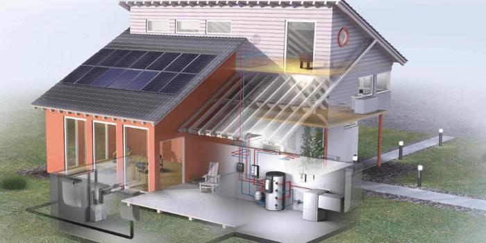 Pompa di calore: soluzione innovativa ed ecologica
